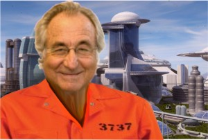 Bernie Madoff looks forward to life after prison.