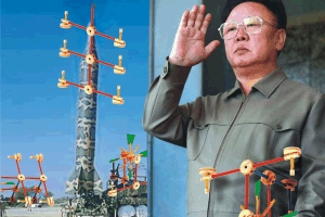 Kim Il Jong to Luanch Tinker Toys