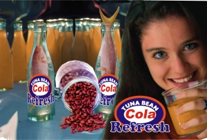 Pepsi's new Tuna Bean Cola.