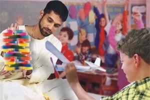 Teaching 911 to preschoolers