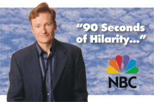Conan O'Brien Offered 5-Minute Show
