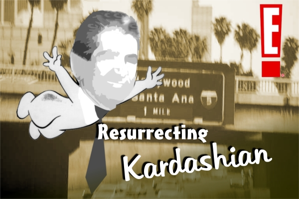 Robert Kardashian's ghost to star in new reality series.