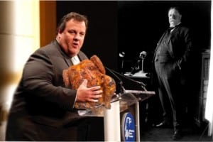 Christie Wants to be Fatter than Taft