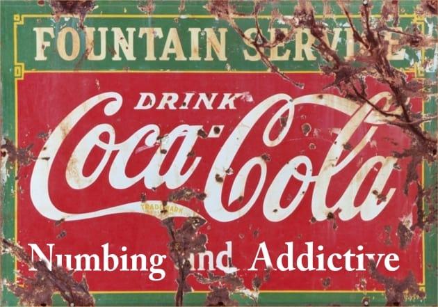 Cocaine Put Back into Coke Formula