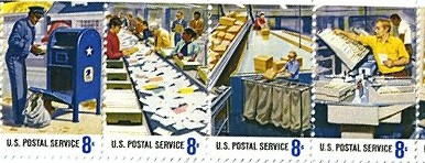 Postal Workers to Get Paychecks in the Mail