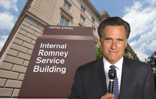 Mitt Romney Wants Your Tax Dollars