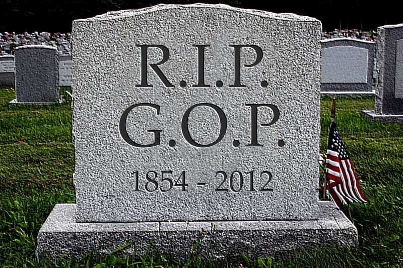GOP Dead at 156