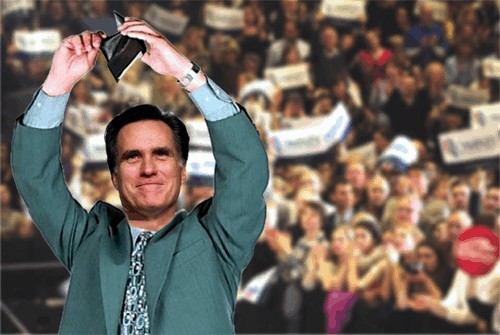 Romney and Wallet