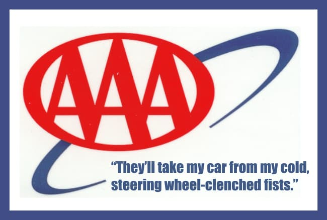 AAA Warns Members of Government 'Car Grabbers'