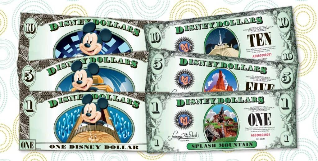 'Disney Dollars' New Currency of Greece