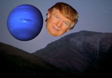 Donald Trump and the planet Uranus