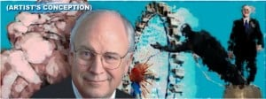 Dick Cheney with new amusement park
