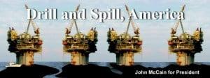 John McCain's Plan for Oil Drilling