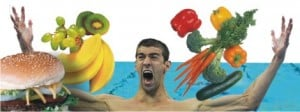 Olympic Gold Medalist Michael Phelps