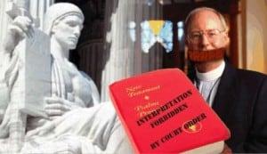 Court Concerned over Activist Christians