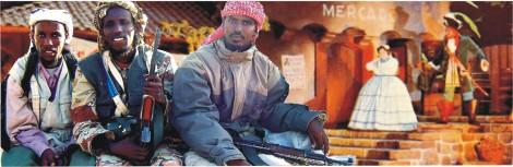 Somali Pirates Love Disney