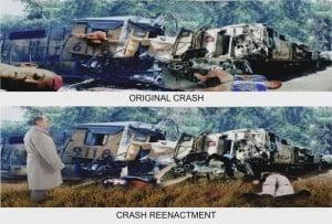 Train Crash Reenactment