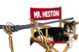 Charlton Heston's Gun