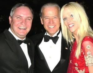 Joe Biden crashes state dinner
