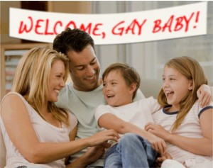 Couple to adopy gay baby