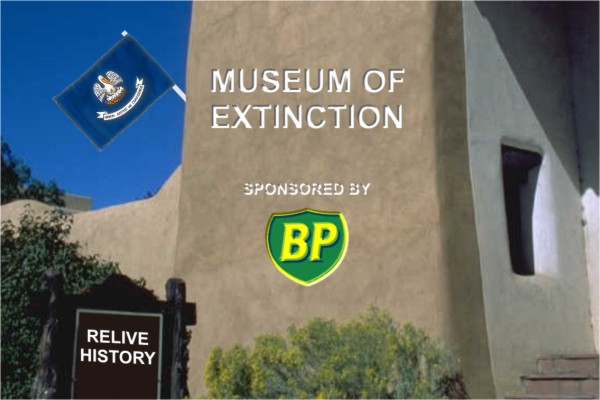 BP Opens Museum of Distinction
