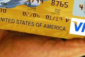 VISA Cancels U.S. Credit Card