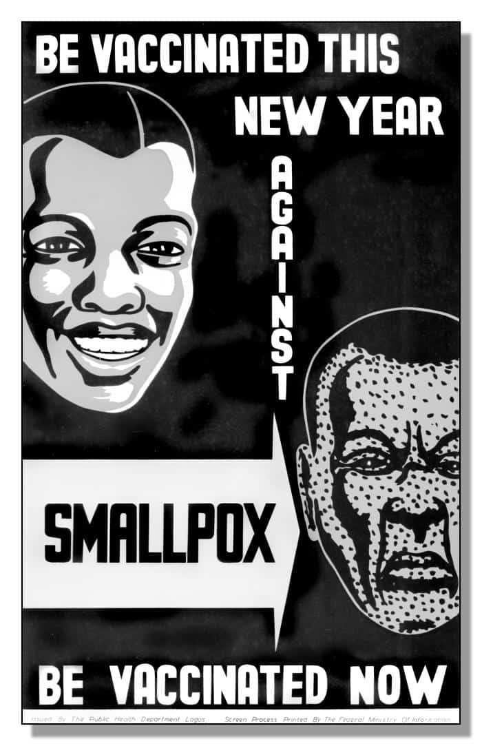 Get Your Smallpox Vaccine