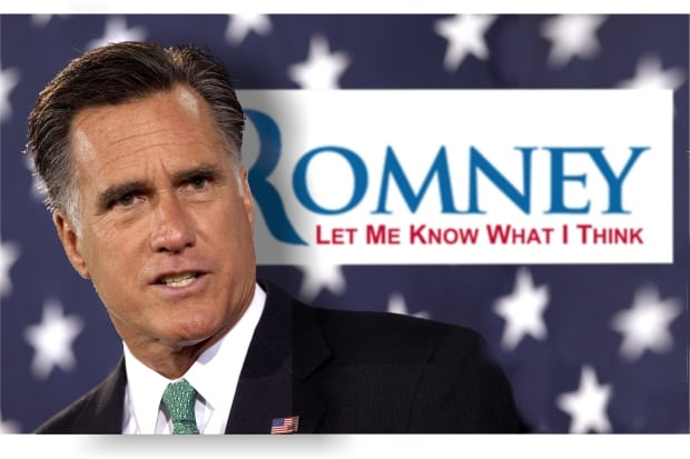 Presidential Candidate Mitt Romney Forms an Opinion